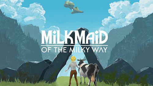 logo Milchmädchen der Milchstraße