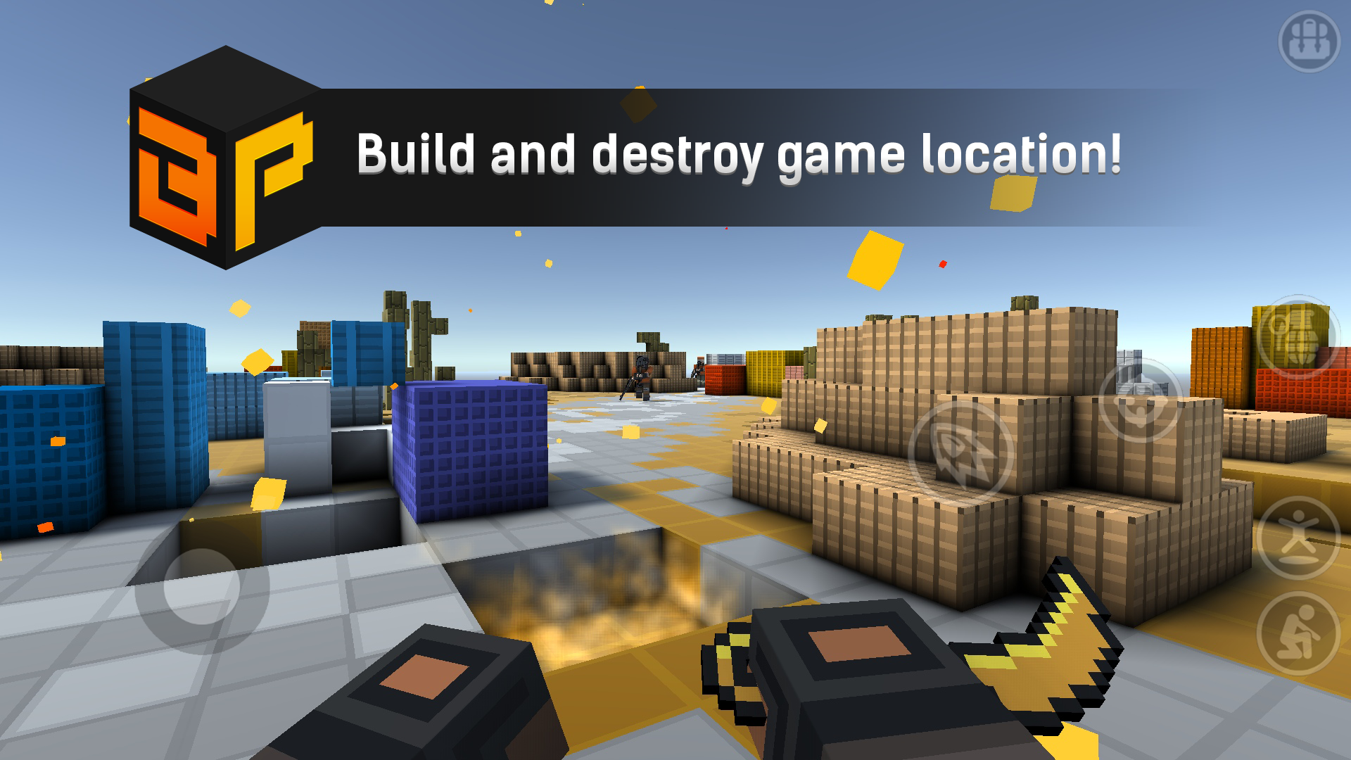 Download Game Android Blockpost