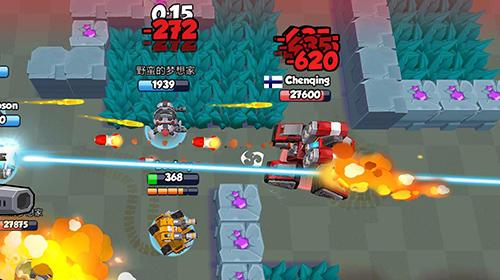 Action Tank craft 2: Online war pour smartphone