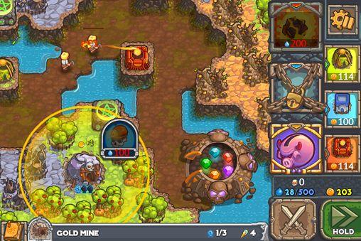 iPhone用ゲーム カーセッド・トレジャー 2 のスクリーンショット