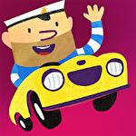 Fiete cars: Kids racing game icon