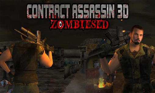 Contract assassin 3D: Zombiesed captura de pantalla 1