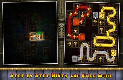 Aztec Puzzle in Russian