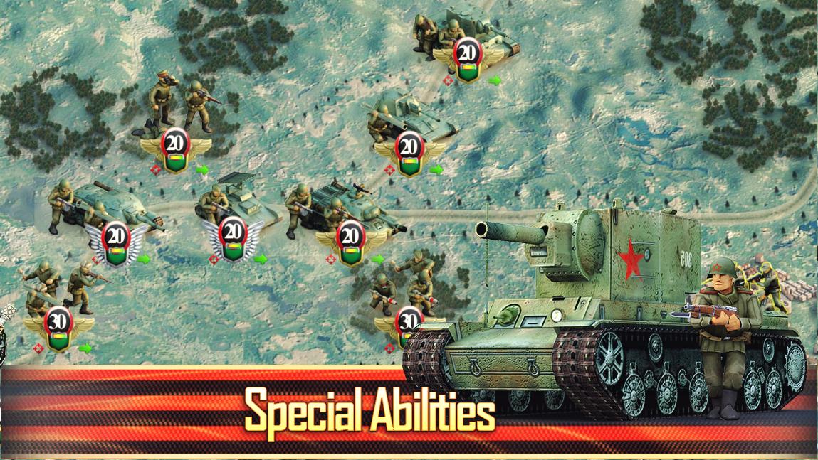Frontline: The Great Patriotic War для Android