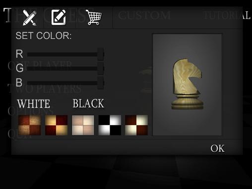 The chess screenshot 2
