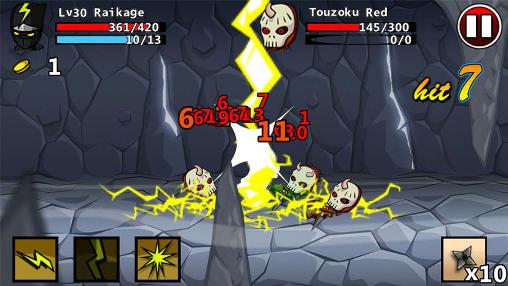 Ninjas: Stolen scrolls screenshot 4
