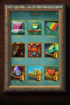 Arcade-Spiele: Lade Arcazoid auf dein Handy herunter