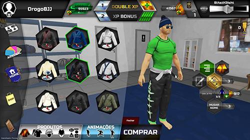 Bejj: Jiu-jitsu game screenshot 1