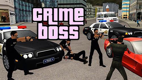 Crime boss icône