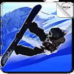 Snowboard racing ultimate Symbol