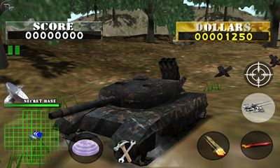 Tank War Defender screenshot 1