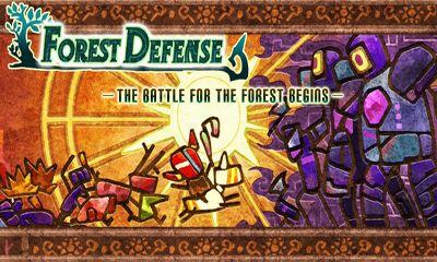 Forest Defense Screenshot