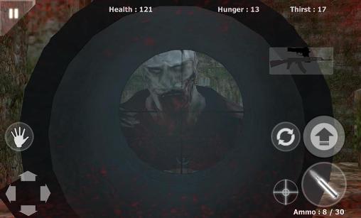 Commando: Zombie assault screenshot 1