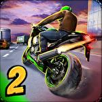 Moto racing 2 icône