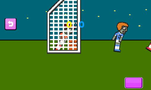 Soccer zombies für Android