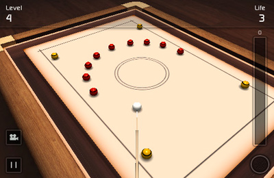 Board games: download Crazy Pool 3D to your phone