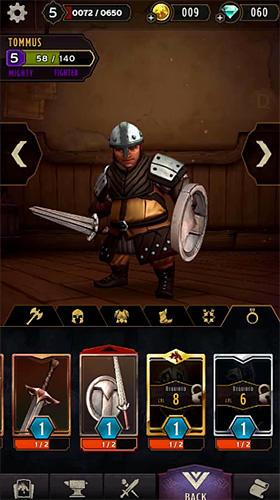 RPG-Spiele Warriors of Waterdeep: Dungeons and dragons für das Smartphone