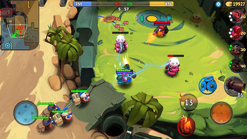 PigBang: Slice and dice für Android