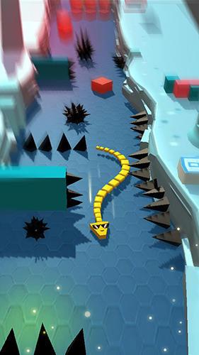 Тап змея для Android