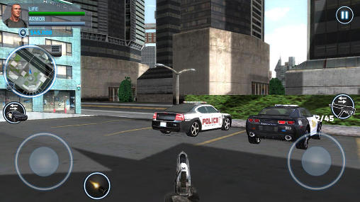 Shooter Mad cop 5: Federal marshal auf Deutsch