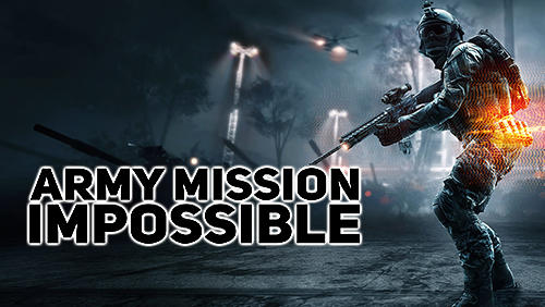 アイコン Army mission impossible