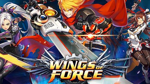 Wings of force Screenshot