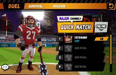 Simulator-Spiele: Lade Baseball Schlacht 2 auf dein Handy herunter
