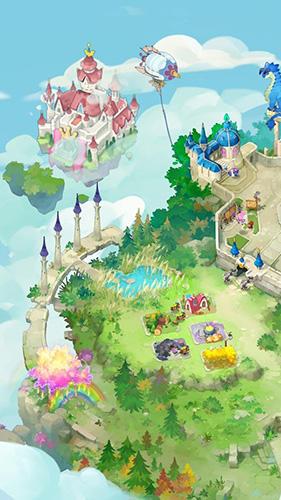 Sky kingdoms Screenshot