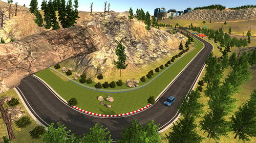 Drift car city simulator para Android