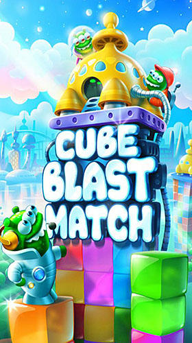 Cube blast: Match скриншот 1