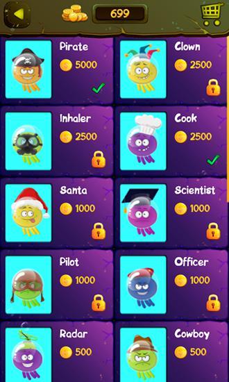 Octopus battle Screenshot