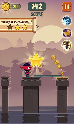 Brave ninja screenshot 1