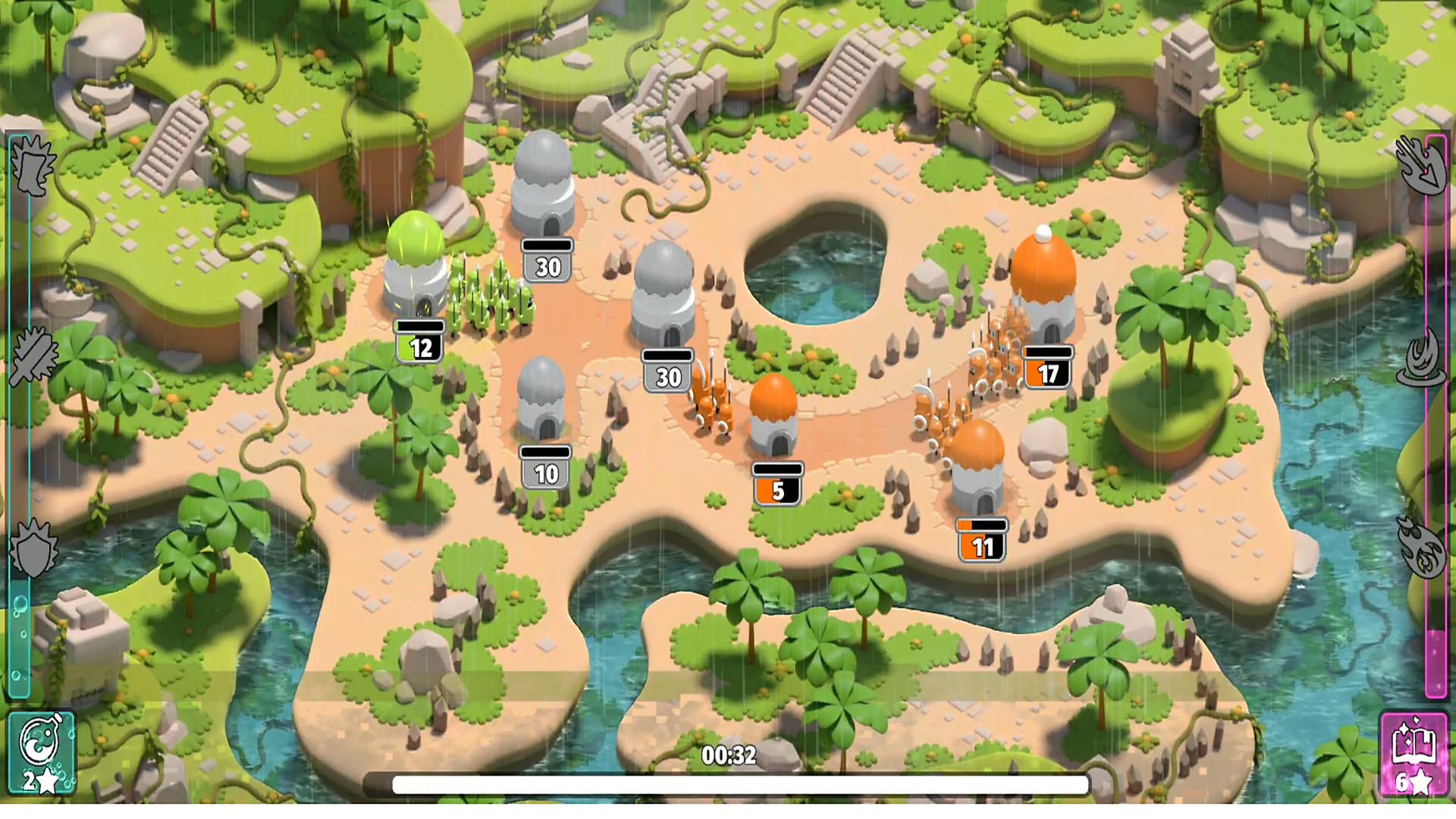 BattleTime 2 - Real Time Strategy Offline Game captura de pantalla 1