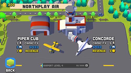 Arcade-Spiele Fly this! für das Smartphone