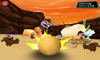 Roll: Boulder Smash!capturas de pantalla
