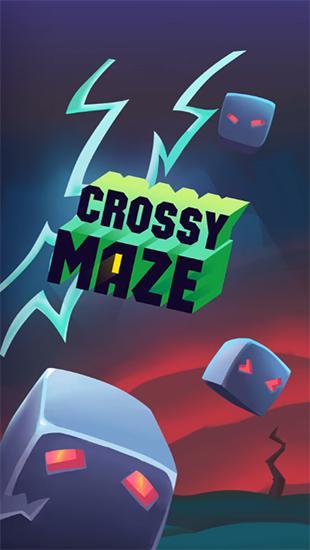 Crossy maze Symbol