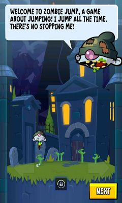 Icy Tower 2 Zombie Jump for Android