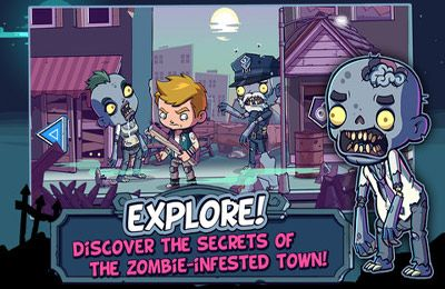 Zombies Ate My Friends for iPhone