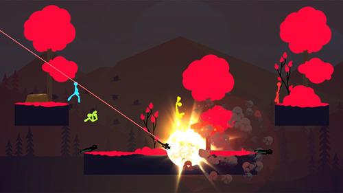 Stickman: Legend of survival für Android
