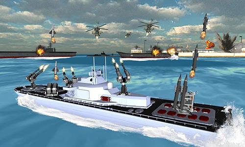 US army ship battle simulator auf Deutsch