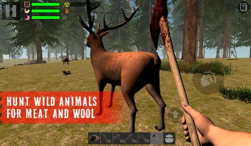 The survivor: Rusty forest para Android