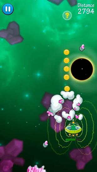 Asteroids rush! Screenshot