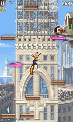 Скриншот Jackie Jump на андроид