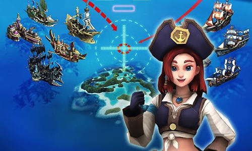Sailсraft online: Battleships in 3D para Android