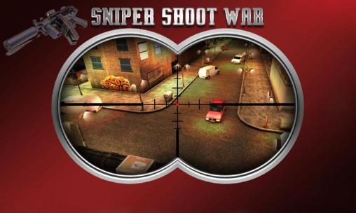 Sniper shoot war Screenshot