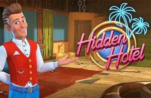 标志Hidden hotel: Miami mystery