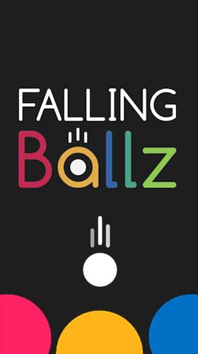 Falling ballz Screenshot