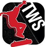 Transworld endless skater Symbol