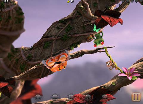 Screenshot Chumpact 2: Familienbaum auf dem iPhone