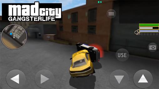 Mad city: Gangster life für Android